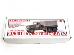 Corbitt 6T, 6x6 Prime Mover