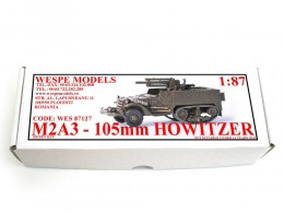 M2A3 - 105mm Howitzer