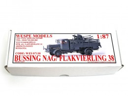 Bussing Nag / Flakvierling 38