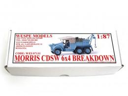Morris CDSW 6x4 Breakdown