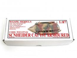 Schneider CA1 - 1st Armoured