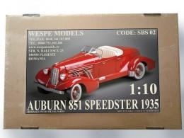 Auburn 851 Speedster 1935