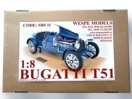 Bugatti T51 - Roadster