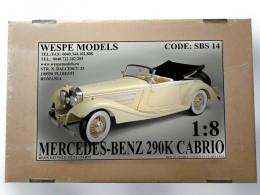 Mercedes 290K Cabrio