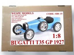 Bugatti T35 Grand Prix 1927