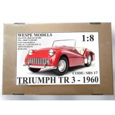 Triumph TR 3 - 1960