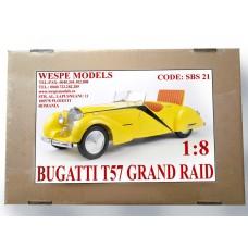 Bugatti T57 Grand Raid