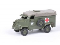 GM 8449/C15TA-15cwt 4x4 Ambulance