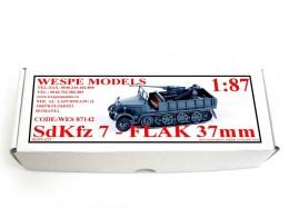SdKfz 7 - Flak 37mm