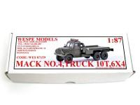 MACK NO.4,TRUCK 10T,6X4