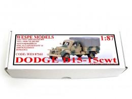 DODGE D15-15cwt