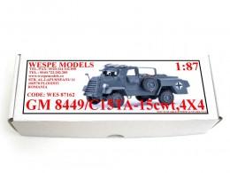 GM 8449/C15TA-15cwt,4X4