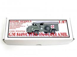 GM 8449/C15TA-15cwt,4X4 AMB.