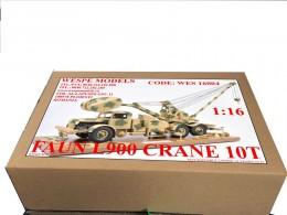 FAUN L900 CRANE 10TON