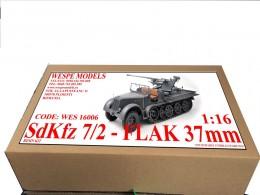 SdKfz 7/2 - Flak 37mm