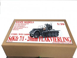 SdKfz 7/1 - Flakvierling 20mm