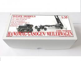 Hanomag Gasogen Meilerwagen
