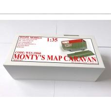 MONTY'S MAP CARAVAN