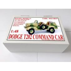 Dodge T202 Command Car
