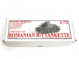 ROMANIAN R-1 TANKETTE