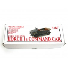 HORCH 1a COMMAND CAR