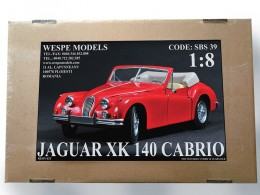 JAGUAR XK140 CABRIO