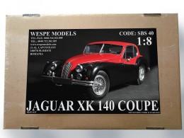 JAGUAR XK140 COUPE