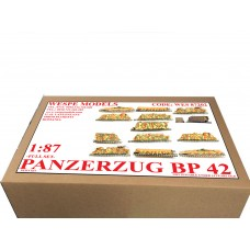 PZ BP42(LOK+12 WAGONS+2 TANKS)