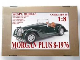 MORGAN PLUS 8 - 1976