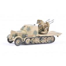 SdKfz 7/2 Flakvierling 38, Gepanzert
