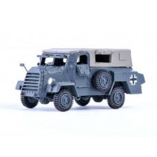 GM 8449/C15TA-15cwt,4X4 CANAVAS