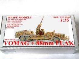 VOMAG + FLAK 88mm
