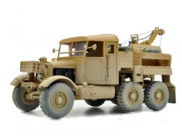 SCAMMEL PIONEER 6x4 RECOVERY VEHICLE