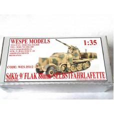 Sd.Kfz. 9/ Flak 88mm/ Selbstfahrlafette