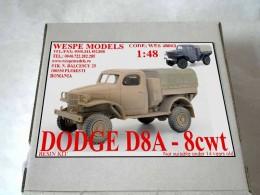 DODGE D8 8cwt