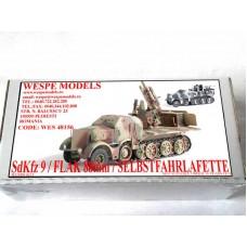 SdKfz 9 / FLAK 88mm / SELBSTFAHRLAFETTE