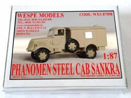 PHANOMEN STEEL CAB SANKRA