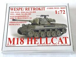 GMC M18 HELLCAT