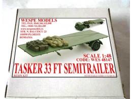 TASKER 33 FT SEMITRAILER
