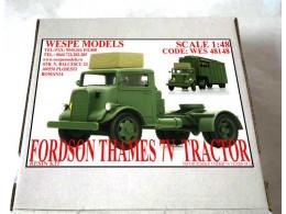 FORDSON THAMES 7V  TRACTOR