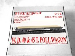 WD 40&45T POLL WAGON
