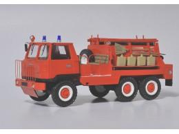 BERLIET FF 415 6x6