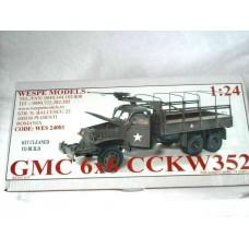 GMC 6x6 CCKW