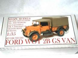 Ford WOT 2B GS Van