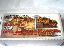 Opel 4x4 Flak Platform
