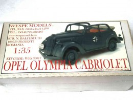 Opel Olympia Cabriolet