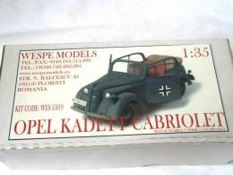 Opel Kadett Cabriolet