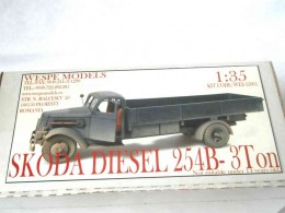 Skoda Diesel 254B-3t