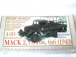 Mack2 7.5ton 6x6 (1943)