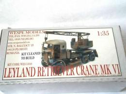 Leyland Retriver Crane MkVI